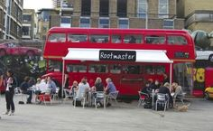 Rootmaster Food Truck in London
