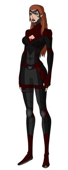 MCU-Avengers: Volt by GothamTaco on DeviantArt