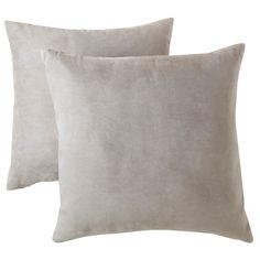 "Room Essentials� Suede Pillow 2-Pack (18x18"")"