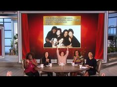 """Whoopi Goldberg Calls Out """"The Talk"""" For Mispronouncing """"The View"""" Co-Hosts' Names – WATCH VIDEO - Imadeufamous"""