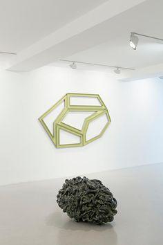 Galerie Thaddaeus Ropac Marais Richard Deacon 3