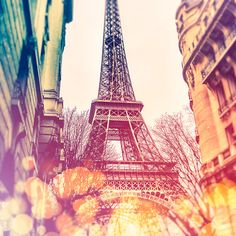 Fotografia di Torre Eiffel Parigi Stampa poster Parigi di HQPhotos