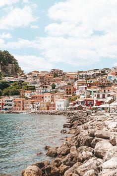 Beautiful Parga Greece