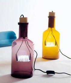 DECORALINKS.COM | DIY table lamps