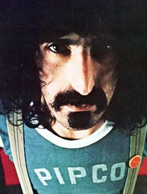 Frank Zappa! Rock Shop @ ChicEgo.com