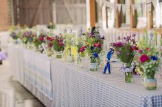 Budget Friendly DIY Wedding at East Anglian Railway Museum with Bright Colour Scheme Seaside Wedding, Diy Wedding, Wedding Day, Wedding Flower Arrangements, Wedding Bouquets, Flower Crown Wedding, Wedding Flowers, High Street Bridesmaid Dresses, Bright Color Schemes