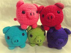 Amigurumis Pigs / Cerdos