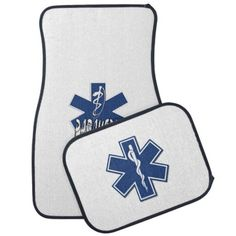 Paramedic Action Floor Mats  Showing it off in your POV Personalize it your way