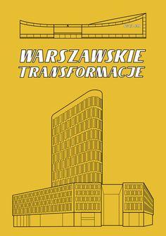 Warsaw transformations, via Behance