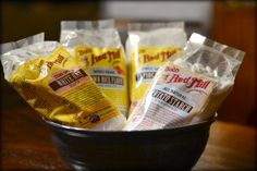 Baking Gluten Free: Basic Flour Substitutes