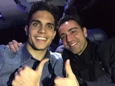 Gran trabajo de todo el equipo y seguimos líderes! 750 partidos con el Barça casi nada.. Felicitats Xavi! #Legend