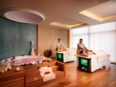 Jumeirah Bilgah Beach Hotel, Baku - Talise Spa - VIP Treatment Room