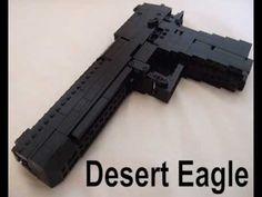 LEGO Heavy Weapons - YouTube