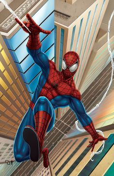 #Amazing #Spiderman #Fan #Art. (THE AMAZING SPIDER MAN) By: DAVID-OCAMPO. (MAJOR ÅWESOMENESS!!!™) [THANK U 4 PINNING!!]
