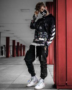 More than 50 winter streetwear men 2019 Outfits winter streetwear, 2019 winter streetwear, Korean winter streetwear Mode Streetwear, Streetwear Fashion, Mens Urban Streetwear, Fashion Male, Latest Fashion, Fashion Edgy, Boys Fashion Style, Teen Boy Style, Trendy Mens Fashion