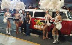 The Best Grand Opening Premier Showgirls of Las Vegas
