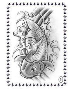 koi fish clip art - Google Search