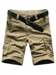 2017 New Arrival High Quality Men Camouflage Cargo Bermuda Casual Shorts Multi Pockets Tactical Military Shorts For Men Mma Shorts, Bermudas Shorts, Casual Shorts, Loose Shorts, Khaki Shorts, Sport Shorts, Billabong, Work Casual, Men Casual