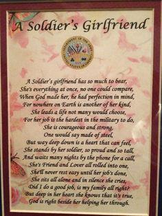 A Soldier's Girlfriend