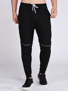 Checkout this latest Track Pants Product Name: *Trendy Men's Cotton Jogger* Sizes:  30, 32, 34, 36 Country of Origin: India Easy Returns Available In Case Of Any Issue   Catalog Rating: ★4.1 (450)  Catalog Name: Elegant Mens Cotton Joggers Vol 1 CatalogID_90347 C69-SC1214 Code: 004-789286-369
