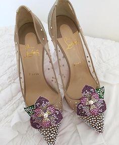My wedding shoes! Stilettos, High Heel Pumps, Pretty Shoes, Beautiful Shoes, Hot Shoes, Shoes Heels, Unique Shoes, Kinds Of Shoes, Dream Shoes