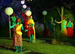 Midsummer Nights Dream by Urban Myth - designed by Morag Cook