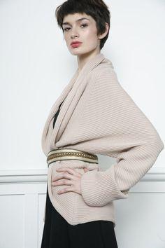 Burda Style Esther Knit Cardigan