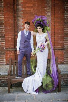 Unusual Wedding Veils