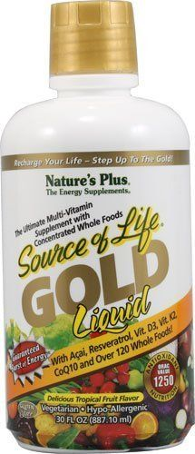 Natures Plus  Source of Life Gold Liquid 30 Oz Pack of 2 >>> Want to know more, click on the image.