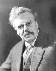 Gilbert K. Chesterton angol író