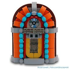 LEGO Jukebox