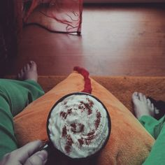 Silent morning  # coffee #home