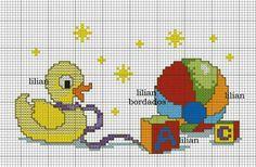 Cross Stitch Cards, Cross Stitch Baby, Cross Stitch Animals, Cross Stitch Flowers, Cross Stitching, Cross Stitch Embroidery, Hand Embroidery, Cross Stitch Designs, Cross Stitch Patterns