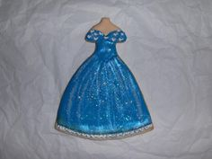 Cinderella Dress   Cookie Connection