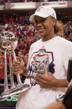 Tamika Catchings - 2012 WNBA Finals MVP