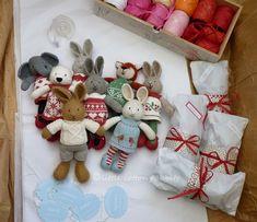 Little Cotton Rabbits... rabbits