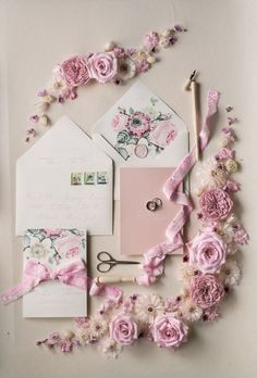 Are you looking for unique fine art wedding invitations for your Special Day?  Check out our TOP 10 the most romantic Vintage Floral designs!  Vintage wedding invitations are perfect for any wedding style.  We absolutely fell in love with the flowers and hope to inspire you with our new ideas!  Delicate romantic pastels and deep elegant colors in perfect combination with flower graphics,  wax seals and subtle twine or lovely ribbons made from pure 100% silk.  Transparent acrylic wedding…