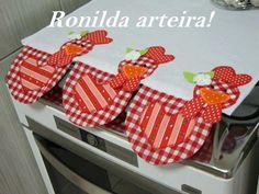 By Ronilda Arteira. Lindo trabalho!