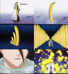 Bleach ~~ Renji has weird dreams about his boss sometimes.... :: Byakuya