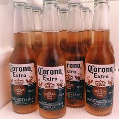 Baby will you be my....Corona&Lime
