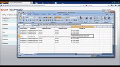 This demo walks through Dynasoft's Report Validator Tool, which analyzes and validates the integrity of reports against any changes that might happen during runtime.