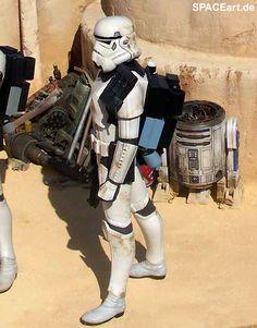 Star Wars: Hunt for Droids - Deluxe Diorama, Fertig-Modell ... http://spaceart.de/produkte/sw024.php