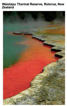 New Zealand Thermal Reserve