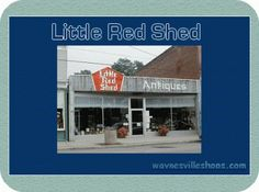 Little Red Shed - Waynesville, Ohio