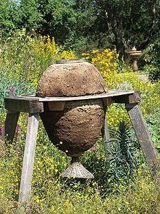 German hanging bee skep