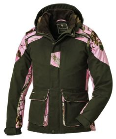 Pinewood, Red Deer/Wolf Damen Jagdset Pink, Hunting Set