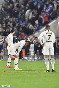 FBL-FRA-LIGUE1-BORDEAUX-PSG Neymar Vs, Paris Saint, Saint Germain, Psg, Bordeaux, Saints, Angels, Bordeaux Wine, Angel
