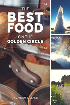 Golden Circle has a lot of food for you to try, make sure you don't miss these places!
