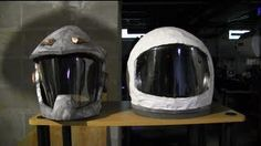 DIY Space Helmets (film props) by jacobk (Space, PBL)