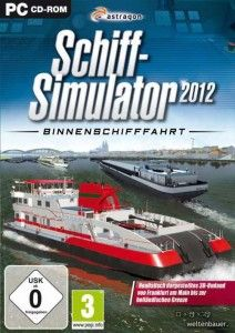 Computer Game River Simulator 2012